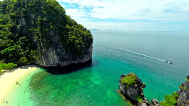 isola hong - phuket video stock e b–roll