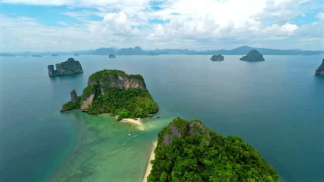 Hong Island video