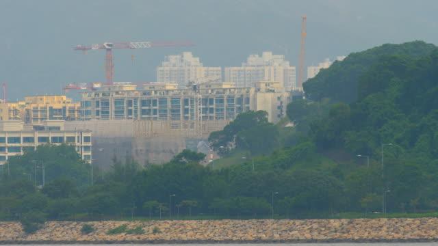 Hong Kong Buildings video