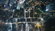 istock Hong Kong central district straight down from a drone 838044634