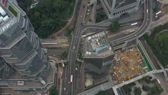 香港城股票視頻 - 航拍 個影片檔及 b 捲影像