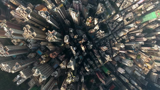 Hong Kong City  – Video