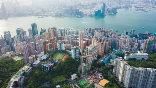 Hyper Lapse de Hong Kong - Vidéo