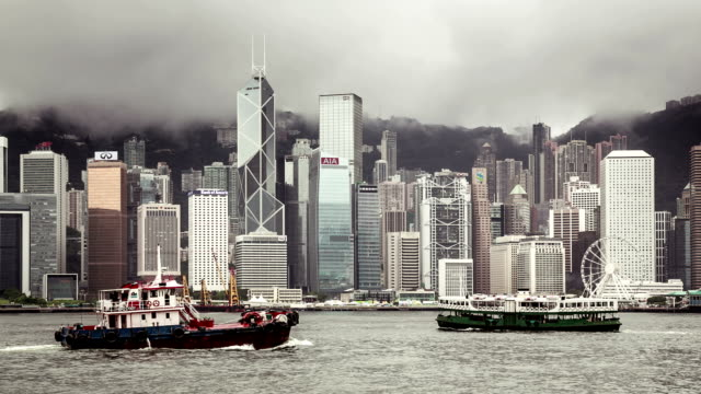 Hong Kong Overcast video