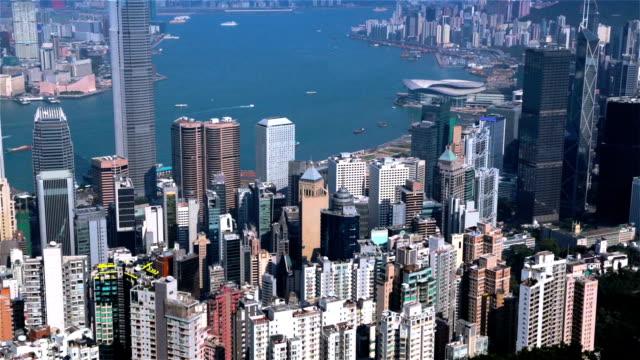 Hong Kong Skyline video