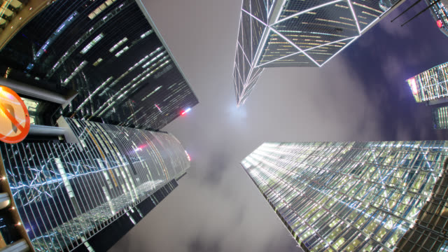 Hong Kong stree view video