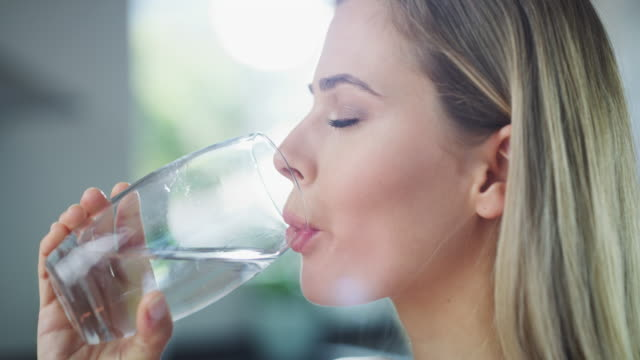 i hope everyone is staying hydrated today - ritemprarsi video stock e b–roll