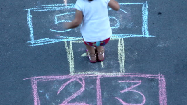 Hopscotch (HD) video