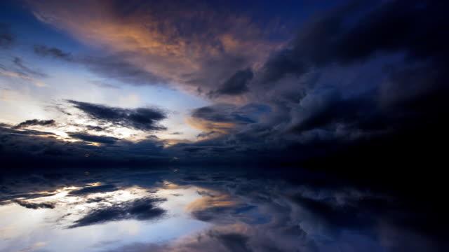 Horizon Over Water - Sunset
