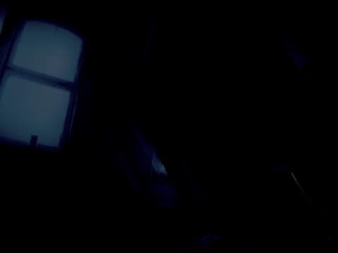 horror scene loopable video