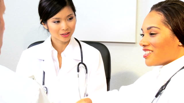 Hospital Planning Meeting Medical Consultants video
