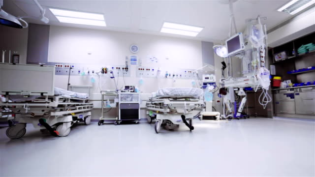 Hospital postoperative room Hospital postoperative room operating stock videos & royalty-free footage