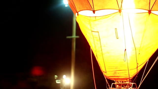sıcak hava balon brülör gaz - bunsen beki stok videoları ve detay görüntü çekimi