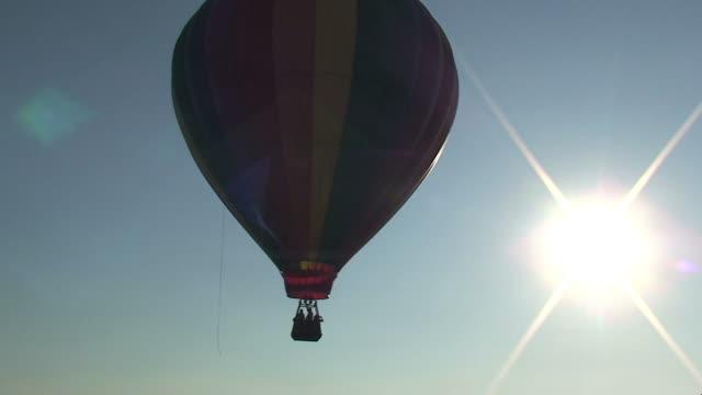 Hot Air Balloon video