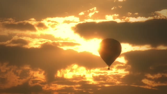 Hot Air Balloon video