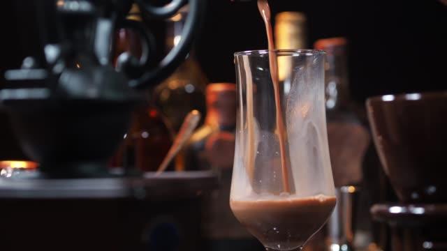 Hot chocolate video