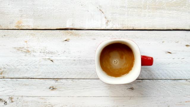 Hot coffee video