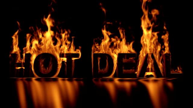 Hot Deal video