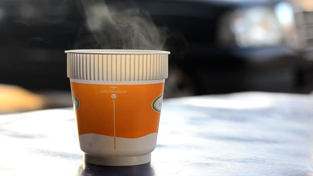 Hot drink Hot drink coffee cup stock videos & royalty-free footage