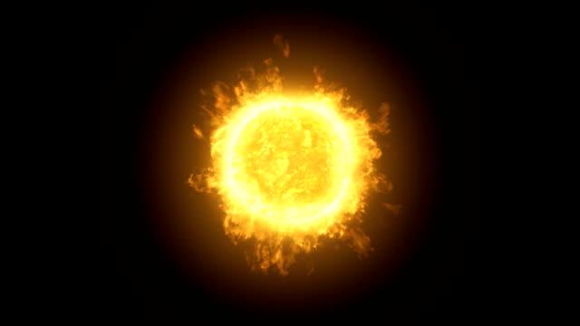 Hot sun - HD, PAL, NTSC
