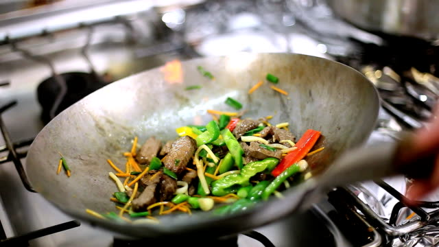 Hot Wok Cooking video