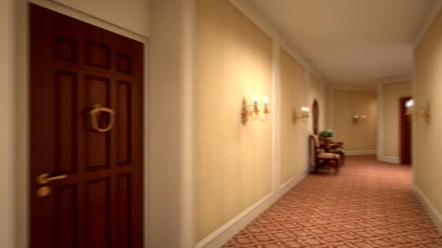 Hotel Corridor 2 video