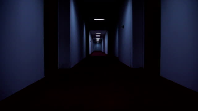 Hotel Corridor video
