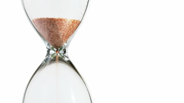 Hourglass  hourglass stock videos & royalty-free footage