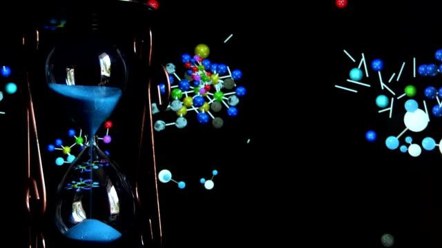 eieruhr - druck physikbegriff stock-videos und b-roll-filmmaterial