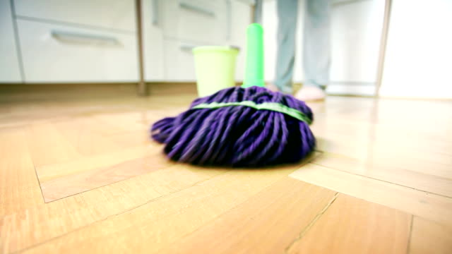 House cleaning video