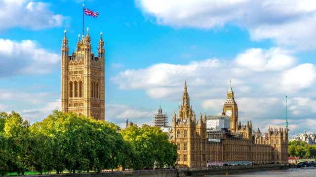 Houses Of Parliament, London, UK video