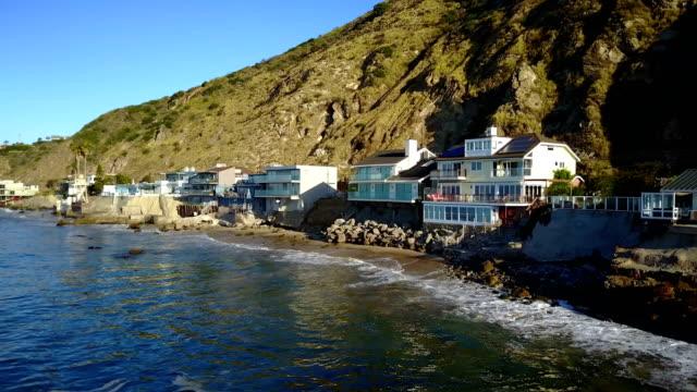 Houses on Coast