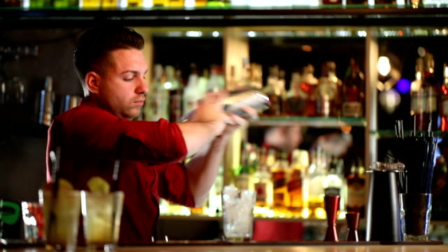How cocktails are made