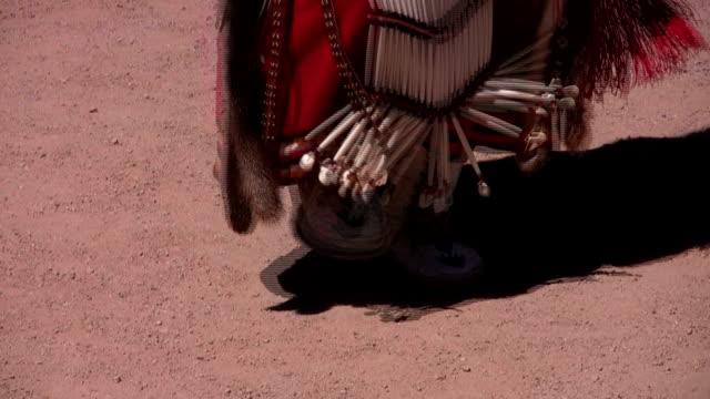 hualapai indians dancing hd - hd format bildbanksvideor och videomaterial från bakom kulisserna