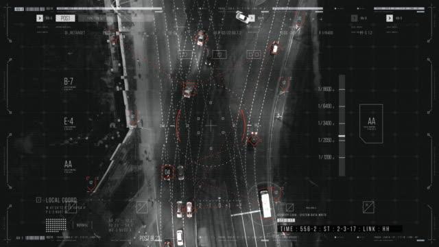 vídeos y material grabado en eventos de stock de reconocimiento de hud - drone footage