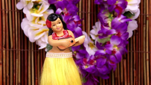 Hula Dancer Doll video