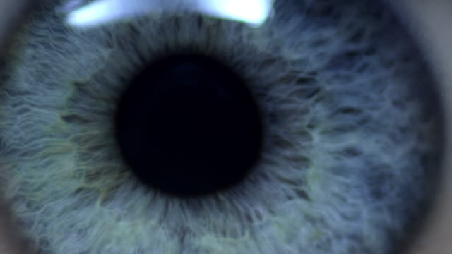 human eye - wzrok filmów i materiałów b-roll