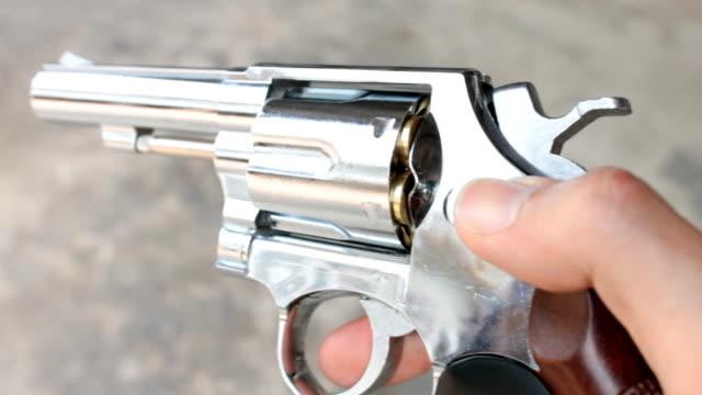 Human Spinning The Gun or Pistol or Revolver video