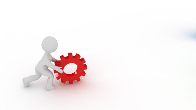 3D Humans Teamwork video