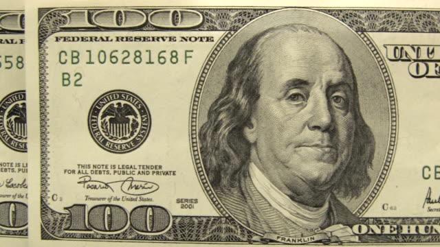 Hundred Dollar Bill Pan video