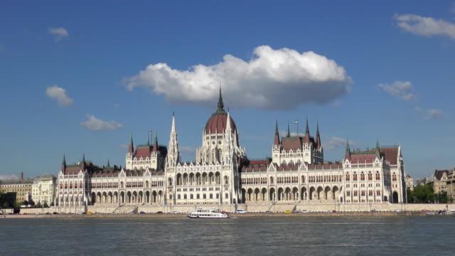 Hungarian Parliament - Budapest, Hungary video