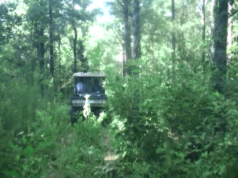 Hunting: Following Hunt 4WD Vehicle video