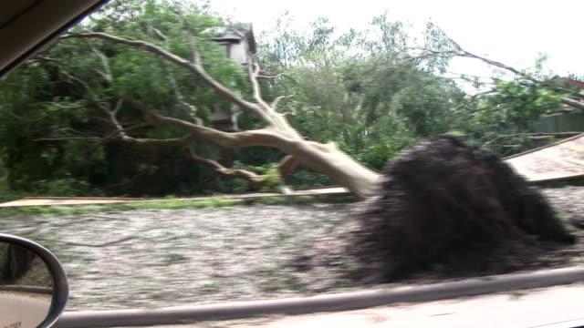Hurricane Damage Drive By