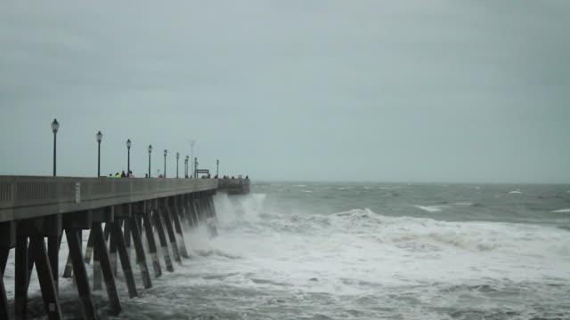 Hurricane Heavy Surf video