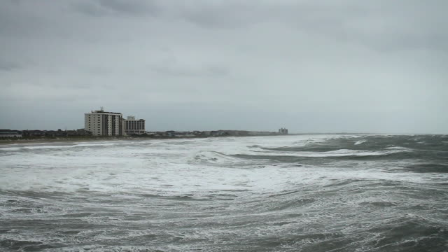 Hurricane Irma Remnants in NC video