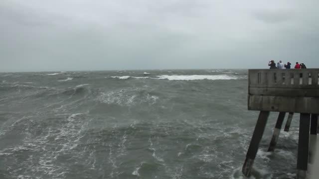 Hurricane Irma Waves video