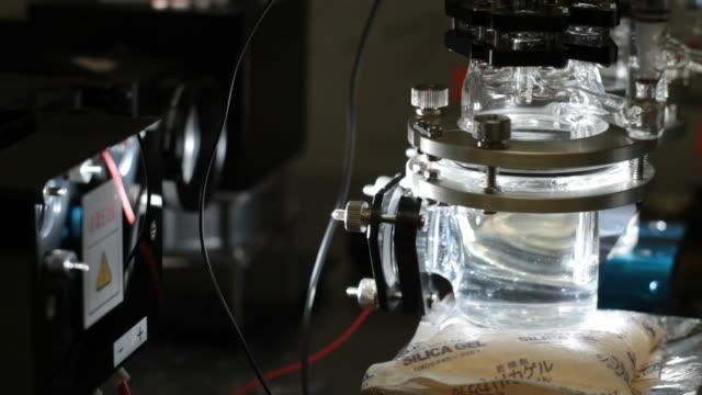 wasserstoff fuel cell alternative energy - wasserstoff stock-videos und b-roll-filmmaterial