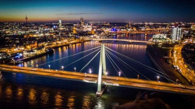 Hyperlapse: Cologne (Cologne) City
