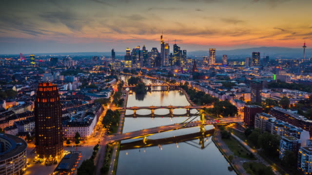 Hyperlapse: Frankfurt am Main – Video