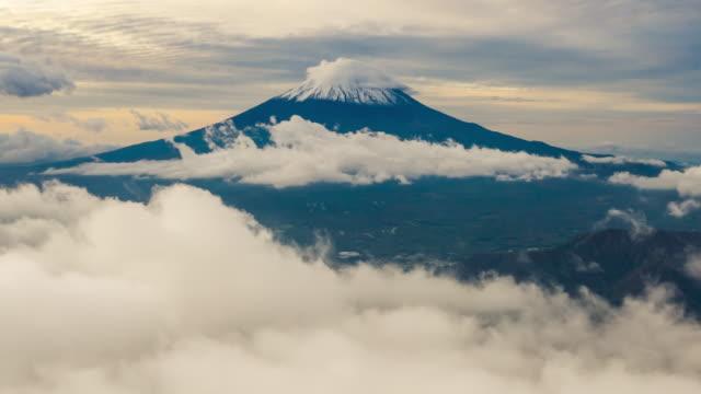 Hyperlapse Into The Mt.Fuji